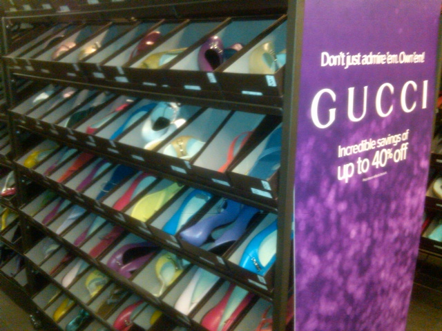 6f35a7118ac8 Madison Avenue Spy  DSW Fully Stocked with Gucci