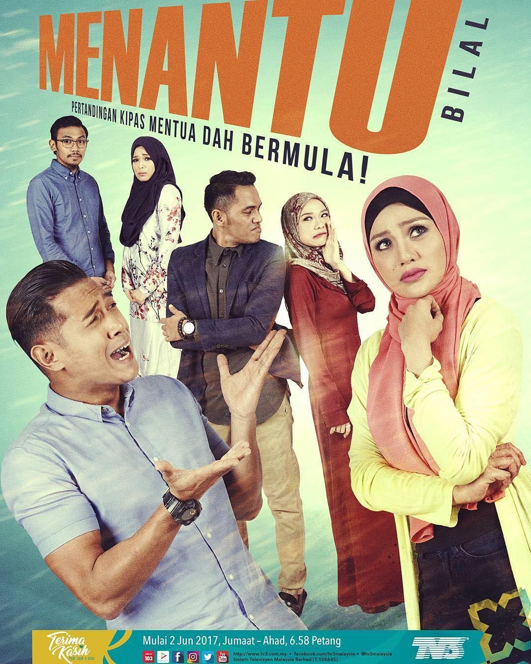 Drama Menantu Bilal (2017) Dahlia TV3