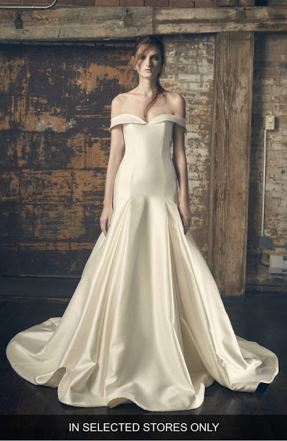 K'Mich Weddings - wedding dresses - ethel - sareh nouri