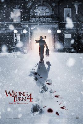 Wrong Turn 4: Bloody Beginnings Poster