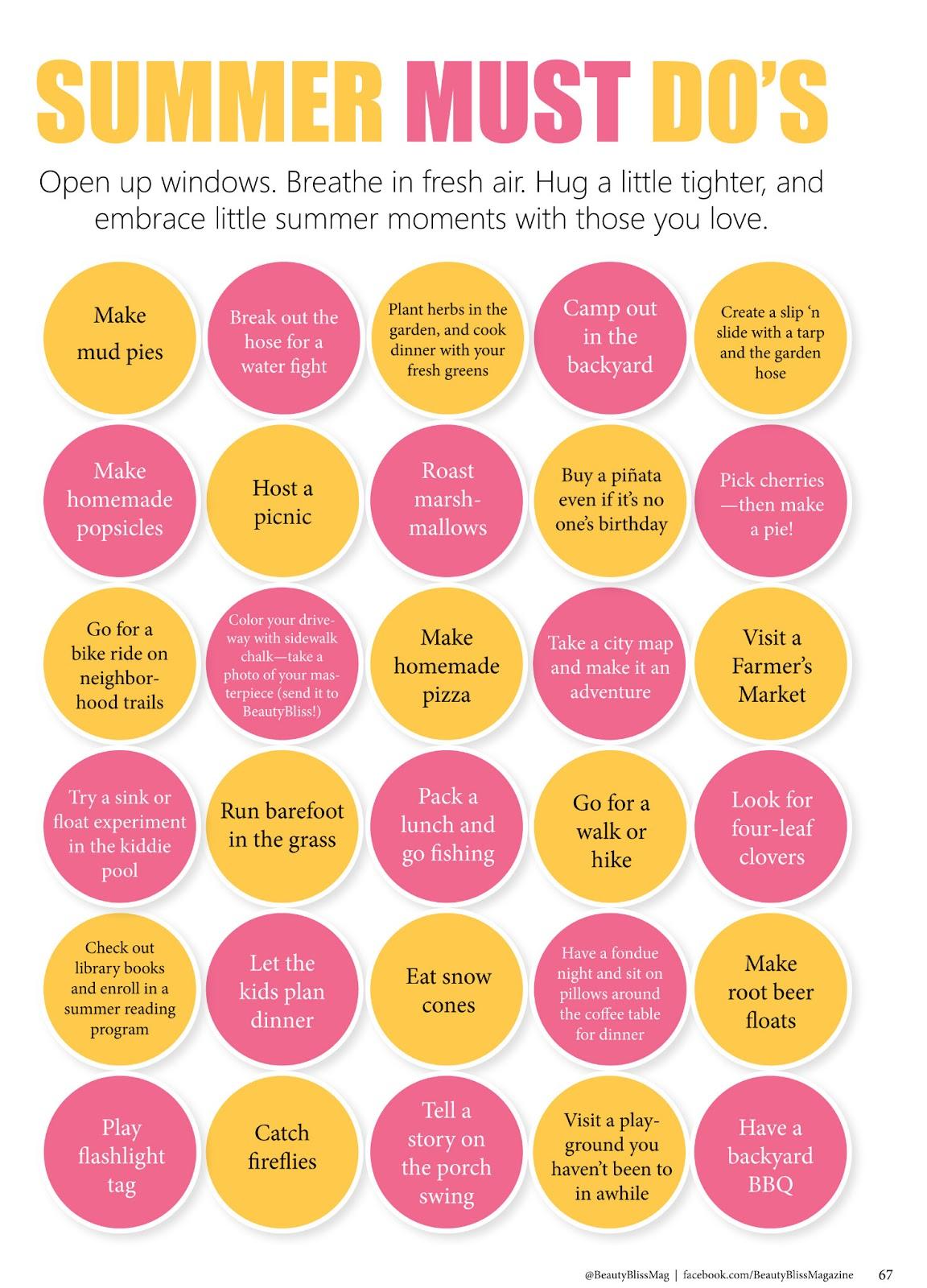 Summer Must Haves: Sixteen Sunbuckles: Sixteen Sunbuckles Featured In