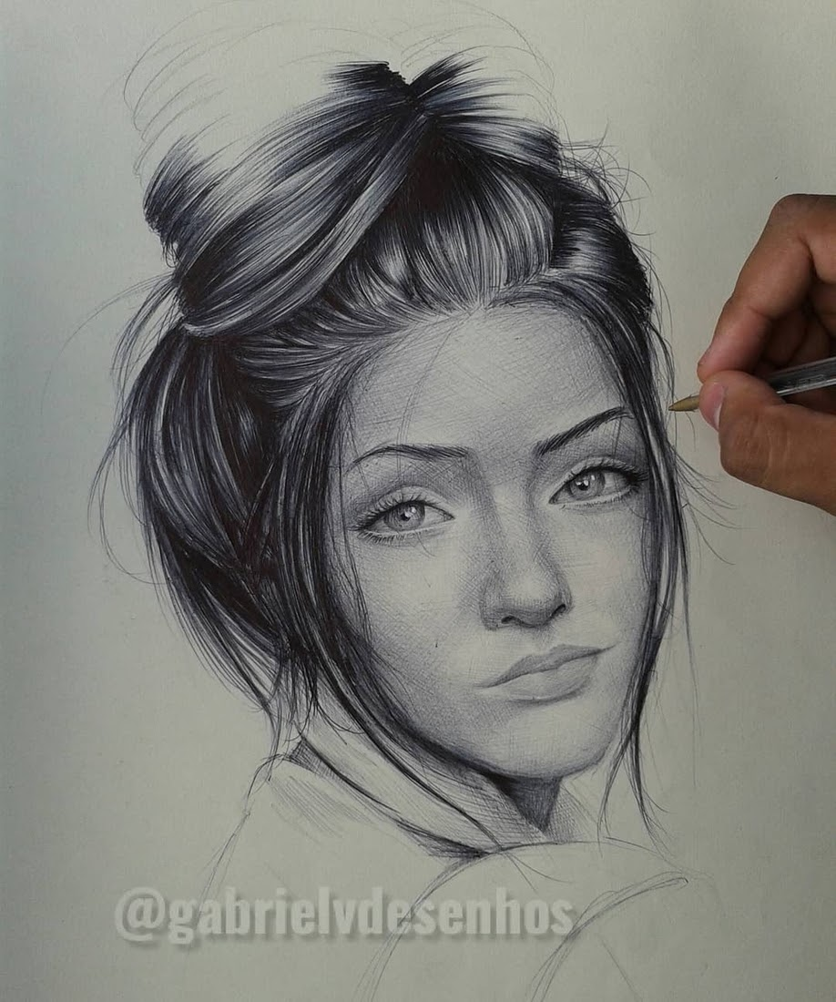 10-Gabriel-Vinícius-Black-and-White-Realistic-Ballpoint-Pen-Drawings-www-designstack-co
