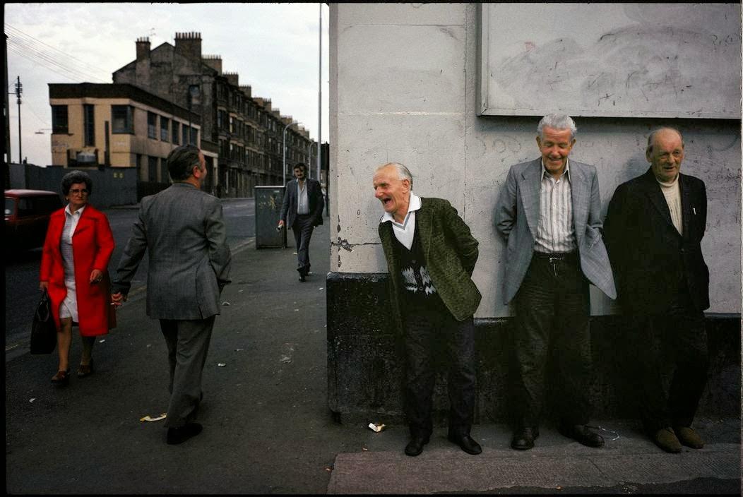 Raymond Depardon, Glasgow, Scotland, 1980