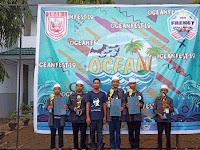 MTs Yasrib Soppeng Juara Favorit OCEANFEST19