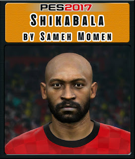 PES 2017 Faces Shikabala by Sameh Momen
