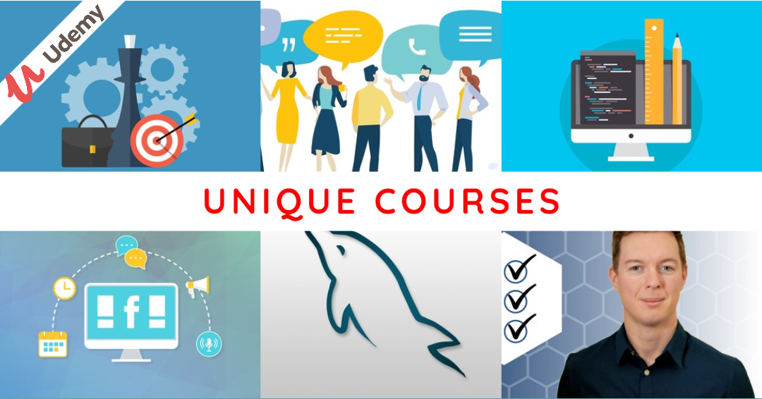 Various Unique Courses in Specific Fields