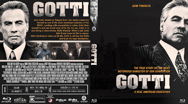 Gotti Bluray Cover
