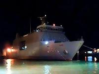 Meluncur. Kapal Perang Made in Indonesia Pesanan Filipina Dikirim!!!
