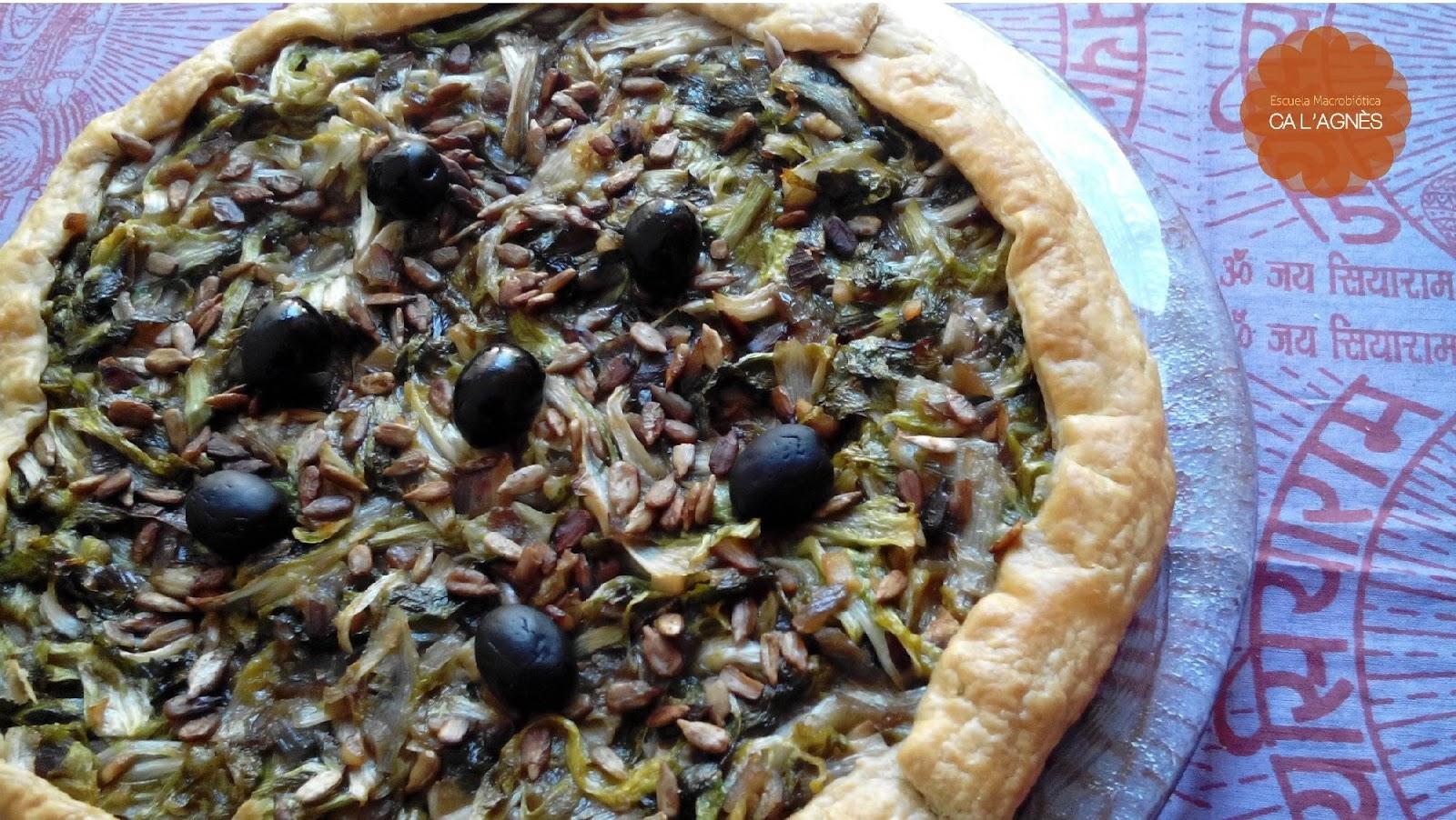 Cocina macrobi tica pizzas for Cocina macrobiotica