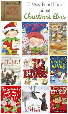 10 cuentos sobre elfos navideños