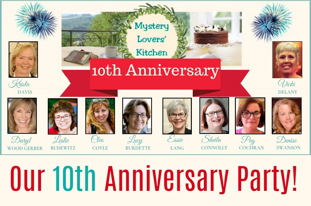 Our 10th Anniversary Party!