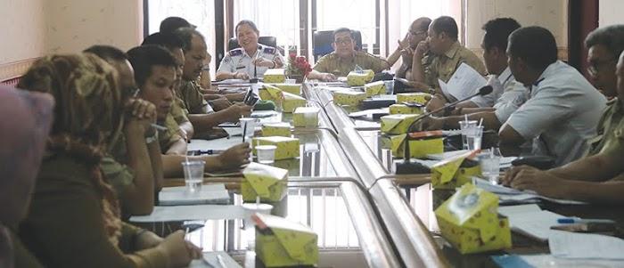 Pemprov Lampung bersama Pemkab Lamsel akan Susun Perda