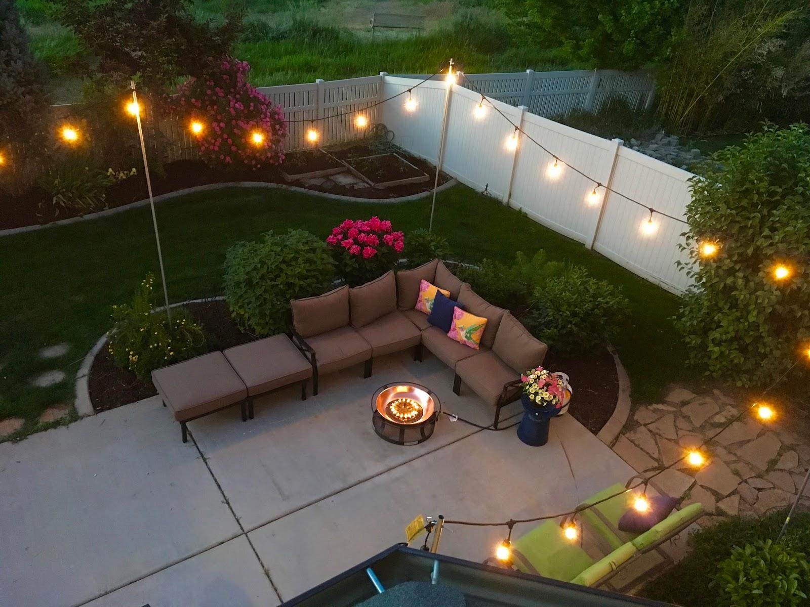 restlessrisa: Outdoor Yard Lights for under $150!