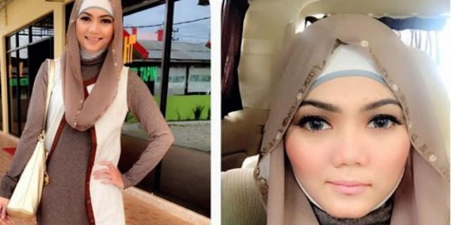 Hapus Foto Lamanya Dan Istiqomah Gunakan Jilbab, Alasan Rina Nose Sungguh Menggetarkan Jiwa
