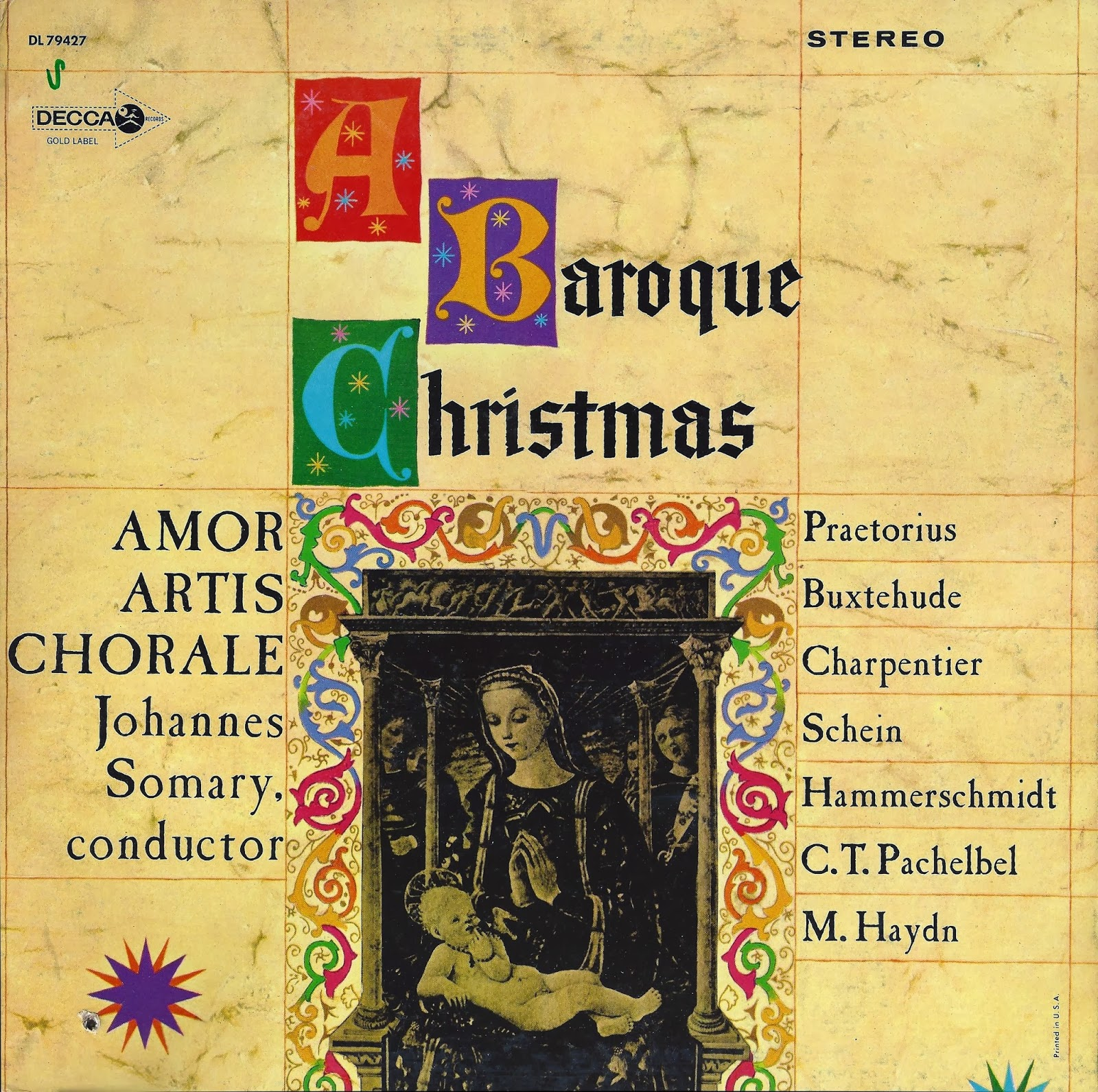 Merry and Bright!: A Baroque Christmas