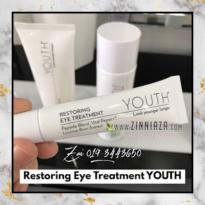 eye cream youth shaklee