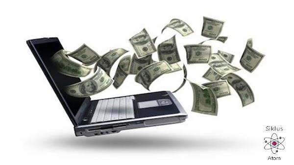 5 Cara Menghasilkan Uang Melalui Blog