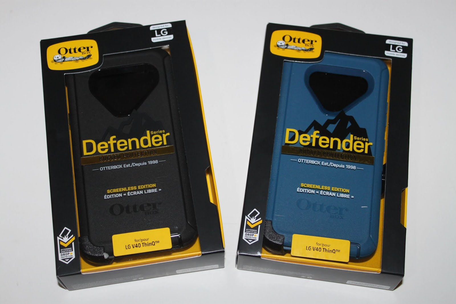 premium selection 12465 c852a Stereowise Plus: Otterbox Defender Series LG V40 ThinQ Case Review