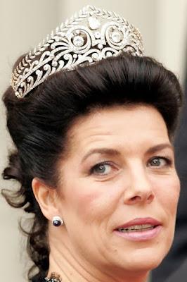 Brunswick Diamond Tiara Hanover Germany Princess Caroline Monaco
