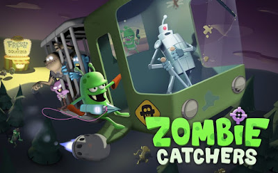 Zombie Catchers Apk + Mod (Unlimited Money/Plutonium) Download