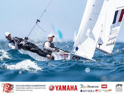 Kévin Péponnet et Jérémie Mion 5e au Championnat du Monde