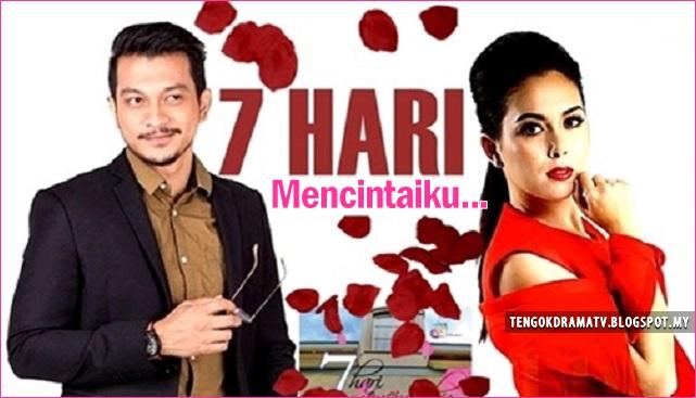 Drama 7 Hari Mencintaiku Lakonan Shukri Yahaya, Siti Saleha