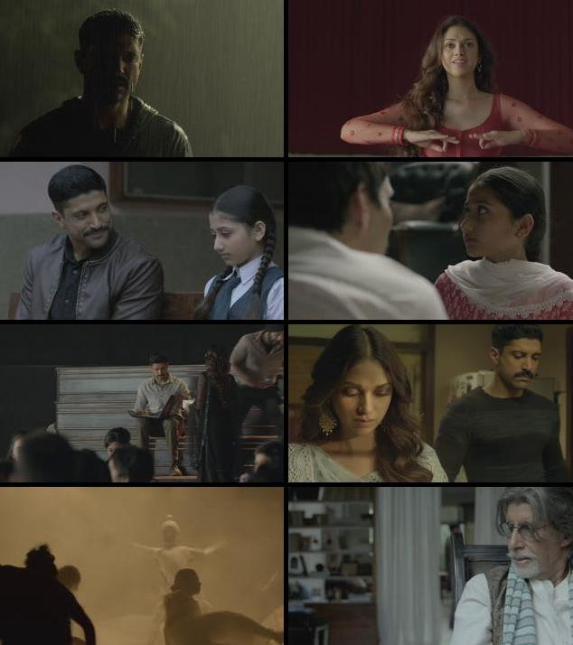Wazir 2016 Hindi 480p BluRay