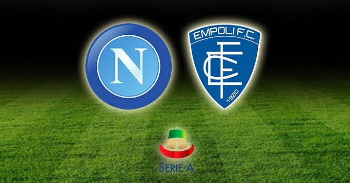 DIRETTA NAPOLI-EMPOLI Streaming Rojadirecta: come vedere Video Live TV Oggi e Highlights Sky.