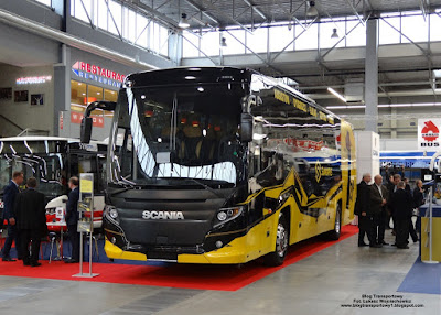 Scania Touring HD, TransExpo 2016