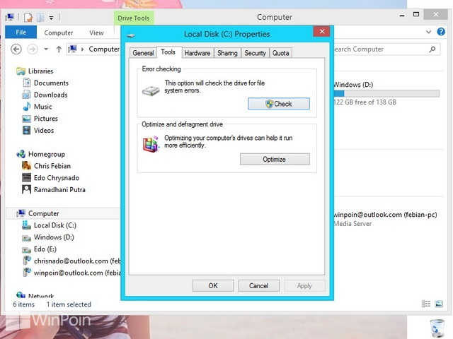how to fix bad sectors on external hard drive