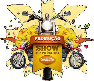 Promoção Show de Prêmios Griletto 2016