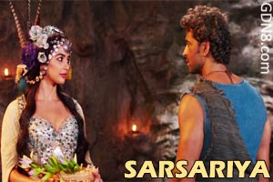 SARSARIYA - MOHENJO DARO - Hrithik Roshan & Pooja Hegde