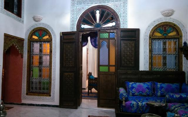 Ryad Morocco