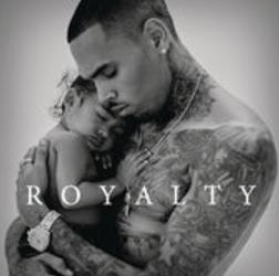 Chris Brown Royalty Album Cover
