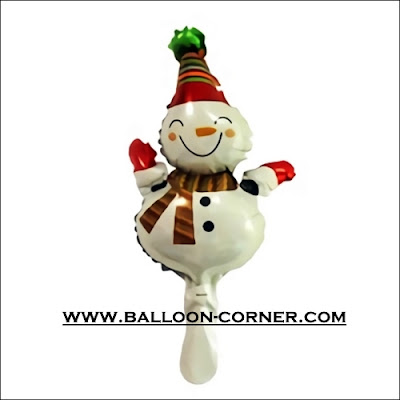 Balon Foil Snowman Kammizad Mini