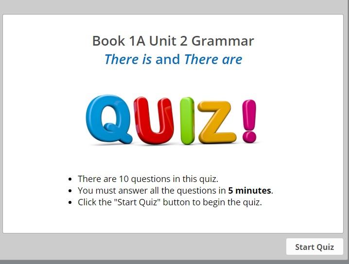 1d quiz questions