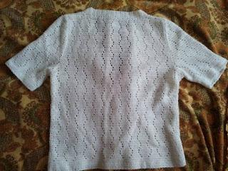 Czarny prosty sweterek