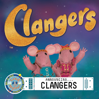 The Clangers at Camp Bestival