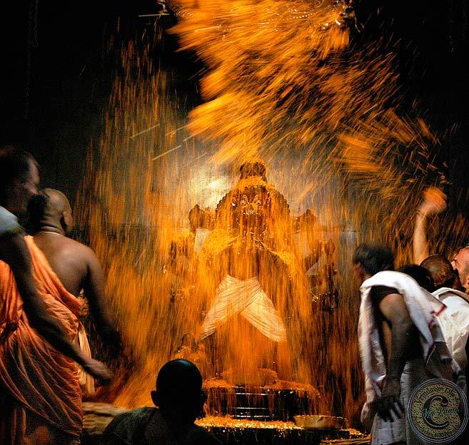 Lord Narasimha Miracles Images Photos Wallpapers Hd 2018: Sri Lakshmi Narasimhar: Krishna Works In Miraculous Ways