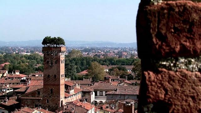 Segundo dia em Lucca