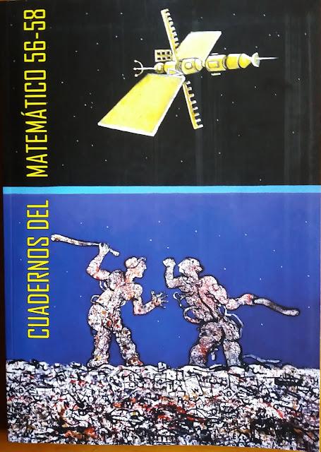 Ezequías Blanco, Cuadernos del Matemático, Revistas de Poesía