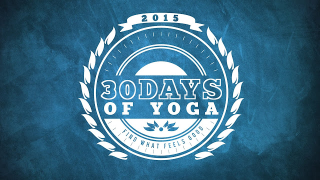 30 Days of Yoga with Adriene, YouTube series banner art