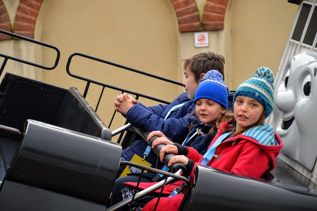 A family fun day at Drayton Manor Theme Park