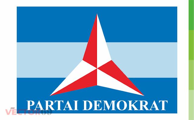 Logo Partai Demokrat - Download Vector File CDR (CorelDraw)