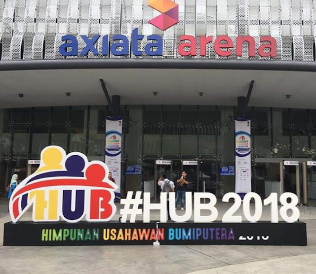 Impak & Aktiviti Himpunan Usahawan Bumiputera (HUB) 2018