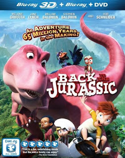 Back to the Jurassic (2015) BluRay Subtitle Indonesia