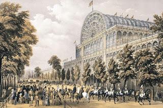 l Crystal Palace era un'enorme costruzione che fu eretta a Londra nel 1851 per ospitare la prima Esposizione Universale.