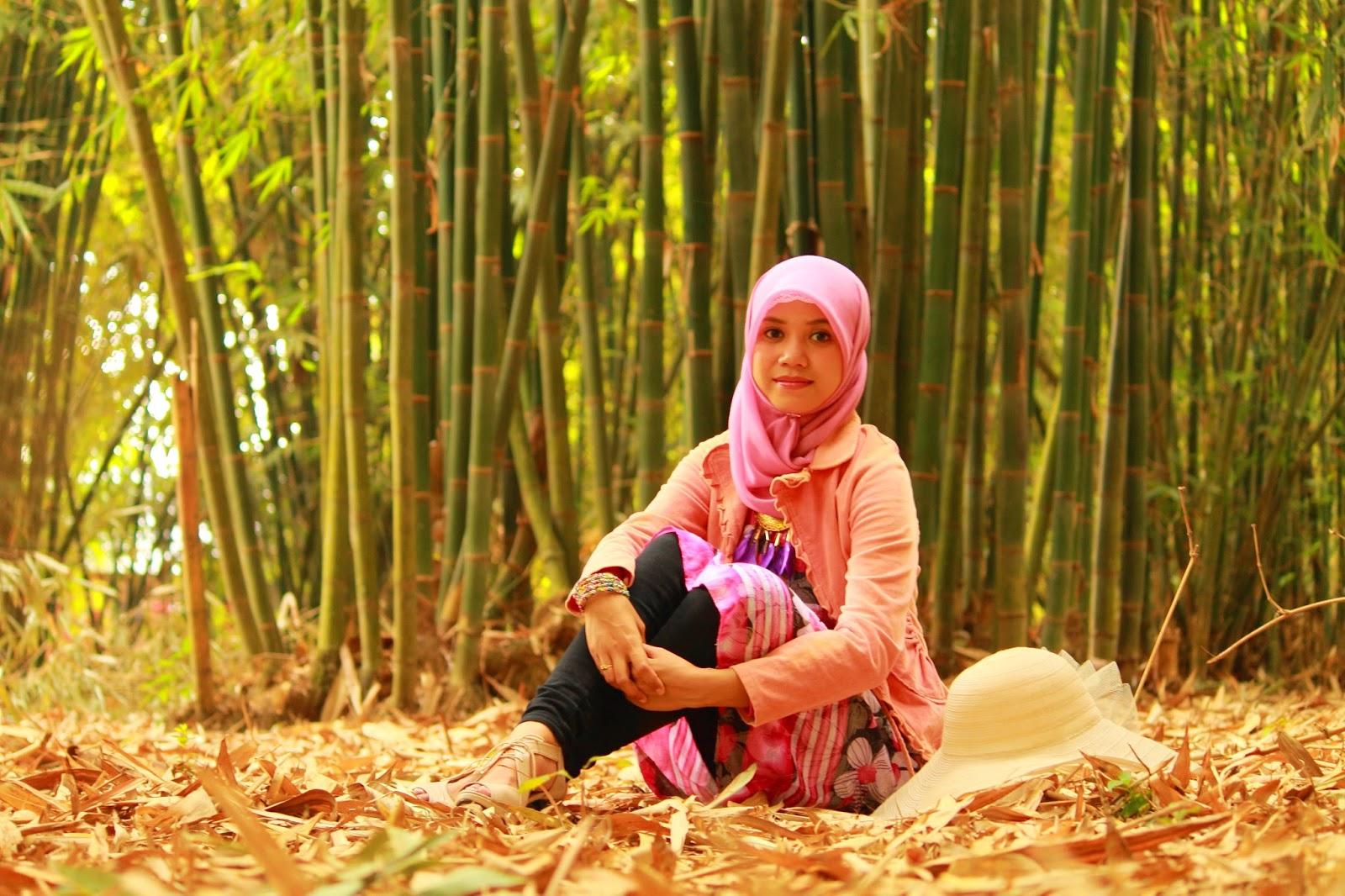 Hani A.K.A Nirmalasari di Pulau Lakkang Makassar cewek ninja manis dan makassar di belakang kampus unhas