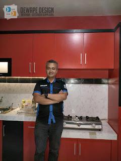 jasa pembuatan kitchen set yang murah di kota malang