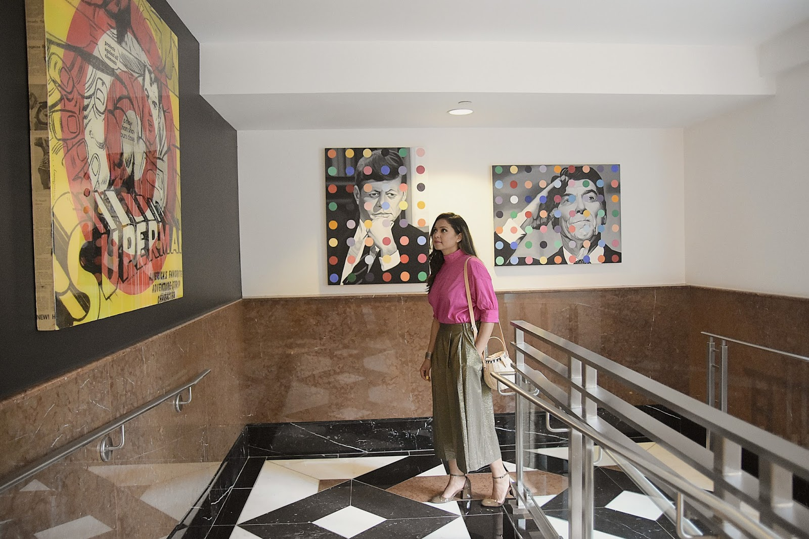 the carlyle dc, dupont circle, hotel to stay DC, downtown dc, myriad musings, saumya shiohare, travel blogger, style, potd